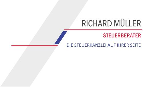 Steuerbüro Richard Müller  - Würzburg - Herzlich Willkommen